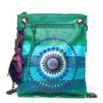 desigual bag - multi colored