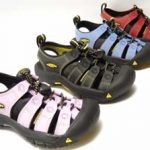 keen sandals - various colors