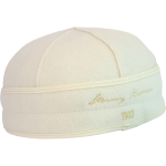 Brimless cap - winter white